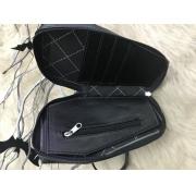 Bolsa carteira caixão