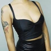 Cropped Sexy - Pronta Entrega