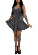 Vestido Basic Angel Viuva Negra