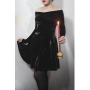 Vestido Gothic Vamp