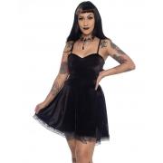 Vestido Mullet Lestat - Pronta Entrega