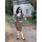 Vestido Savana Midi