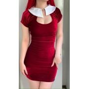 Vestido Vandinha Blood