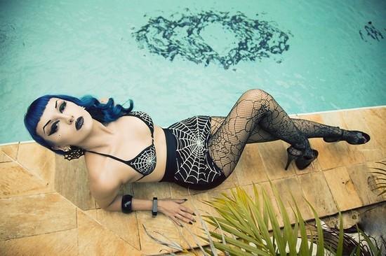 Biquíni Elvira Deluxe Vintage