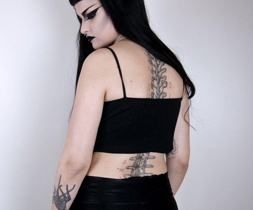 Blusa Greenwitch Black