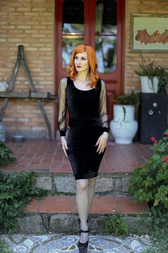 Blusa Hollywood Glam by Sana
