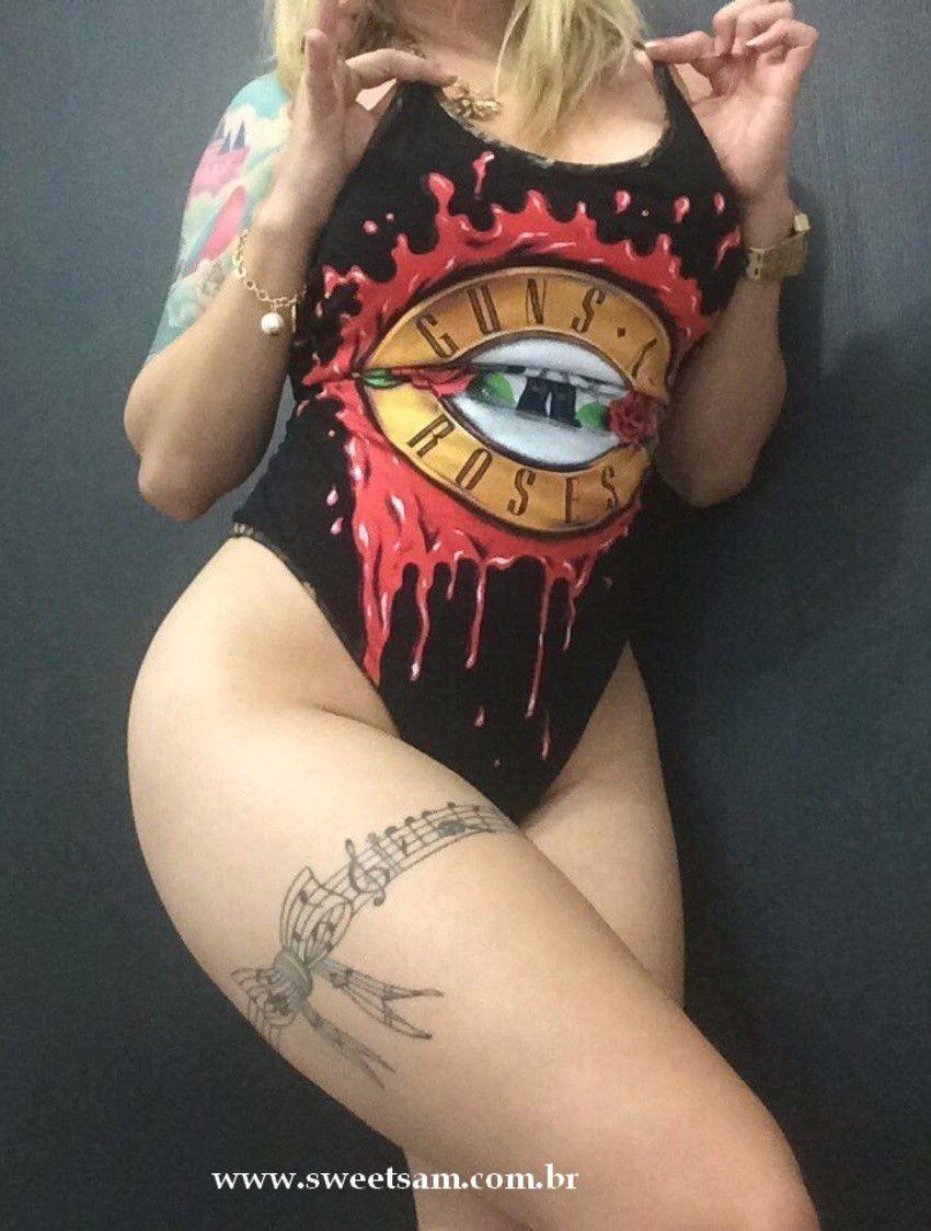 Body Guns N' Roses