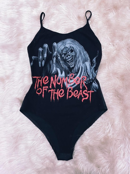 Body The Number of the beast
