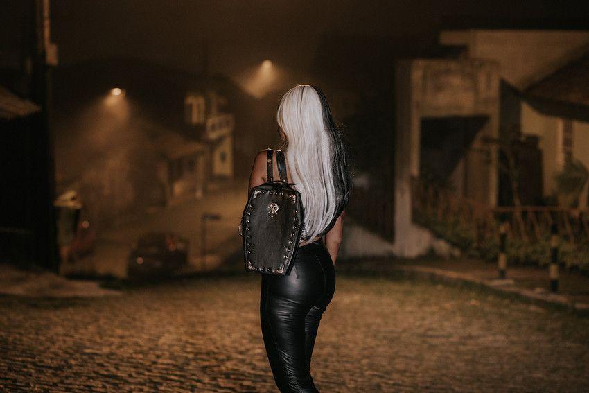 Calça Sexy Leather