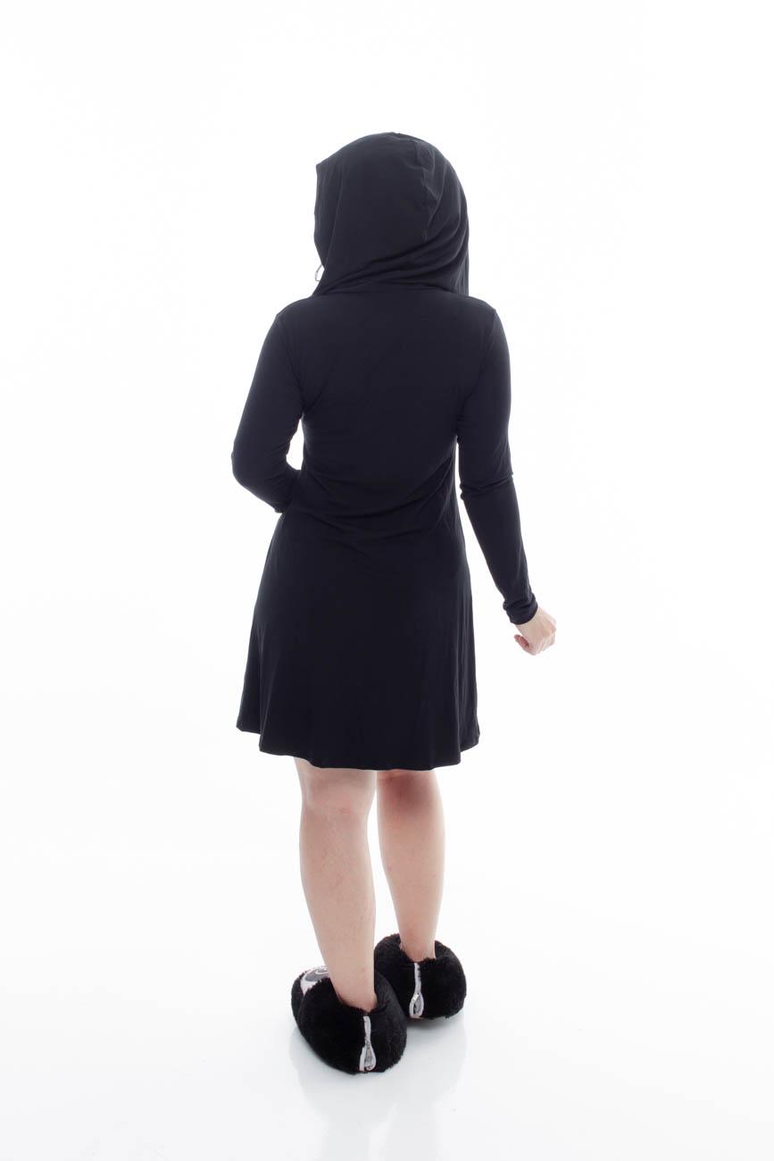 Camisola/Vestido Coven - Pronta Entrega