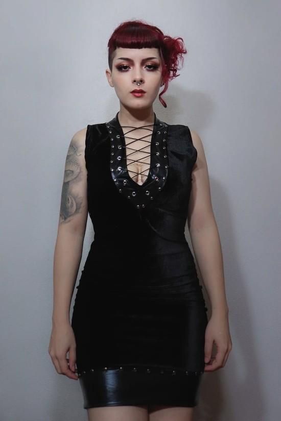 Vestido Dark Domme