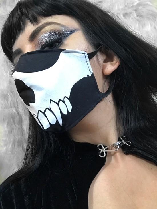 Máscara unissex Vamp
