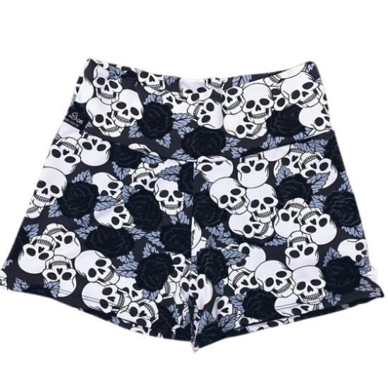 Shorts do Biquini Black Rose