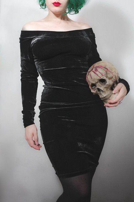 Vestido Black Vamp
