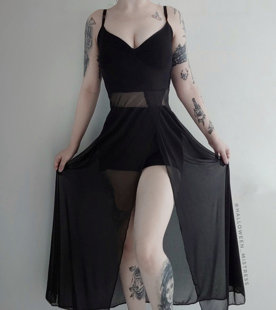 Vestido Fatalle
