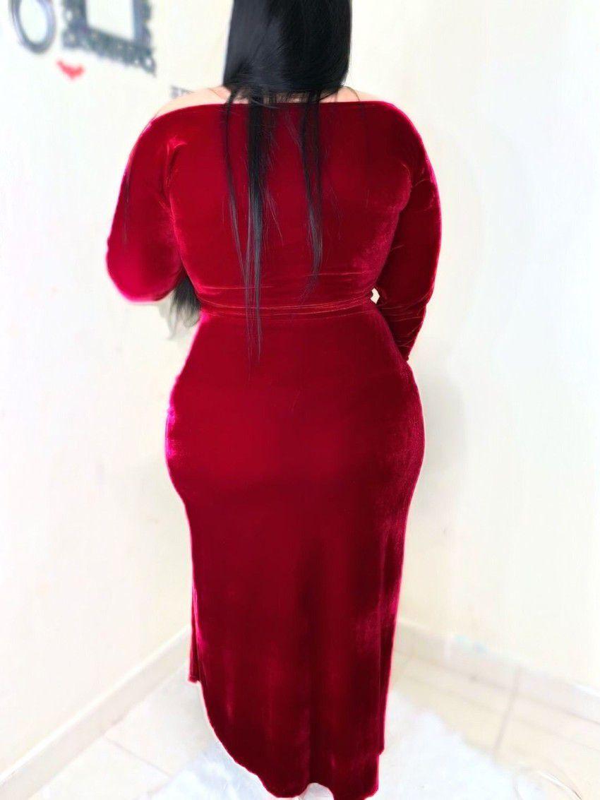 Vestido Lady Darkness Red
