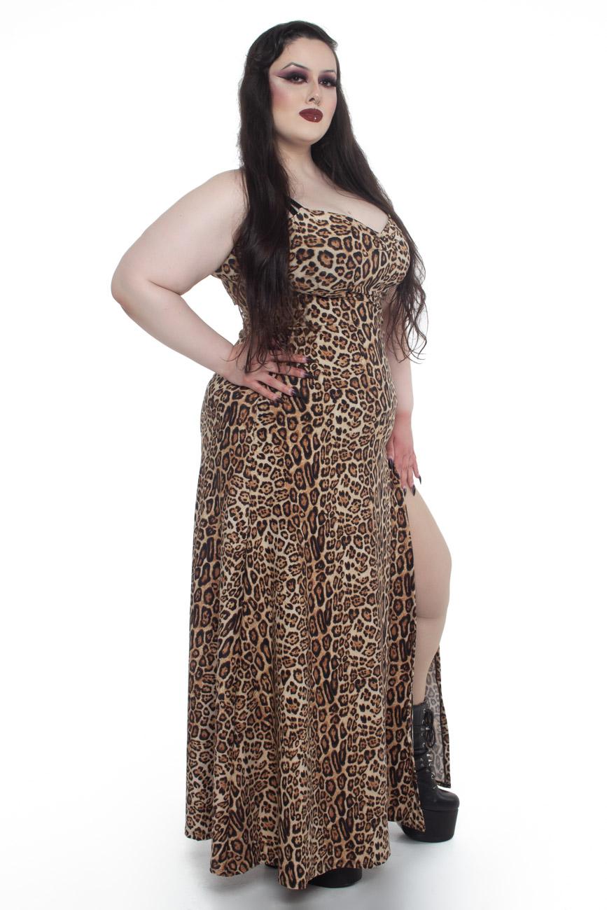 Vestido Longo Supreme Savannah