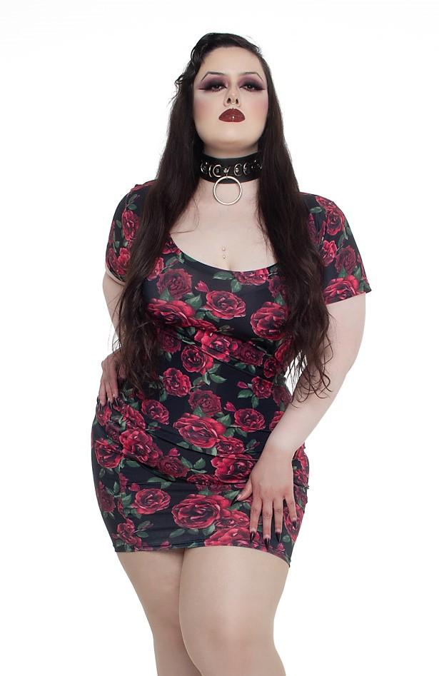 Vestido Mistress Roses