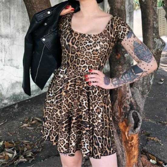 Vestido Savannah Doll