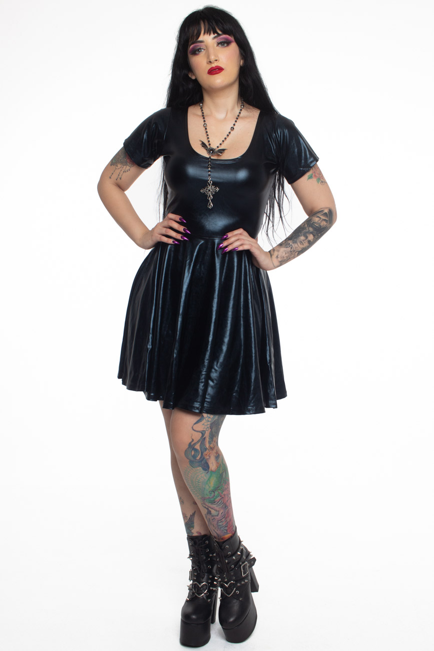 Vestido Shine Doll - Pronta Entrega