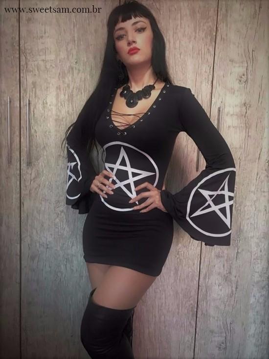 Vestido Witch