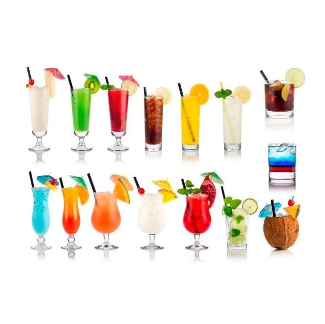 CURSO - DRINKS E COQUETÉIS - -27/03/2020 -  Sexta - 18:30 às 22:00 hrs  - Turma 01