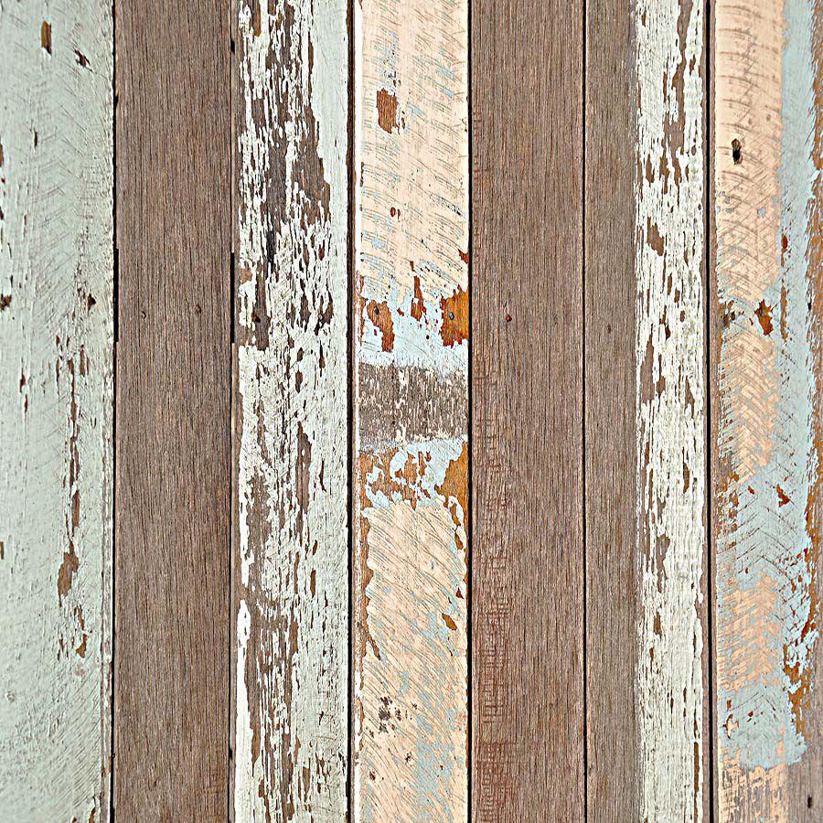 Papel de Parede Autoadesivo Madeira Demolição 45cm x 10m