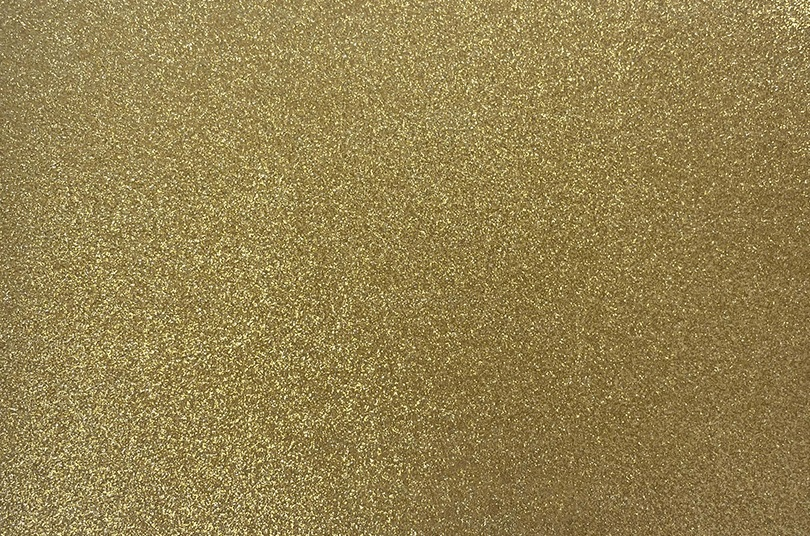 Papel Contact Adesivo Glitter Amarelo Gold 10m