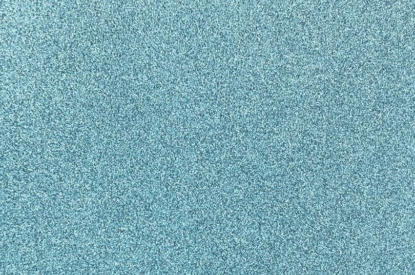Papel Contact Adesivo Glitter Azul 10m