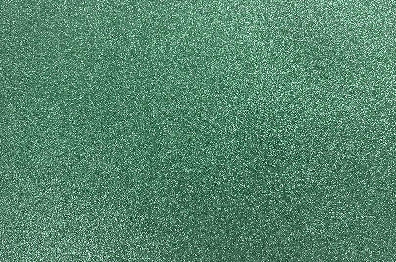 Papel Contact Adesivo Glitter Verde Esmeralda 10m