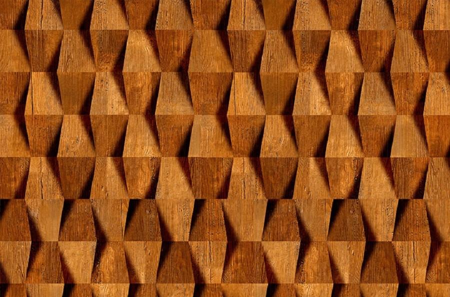 Papel Contact Adesivo Madeira 3D 10m