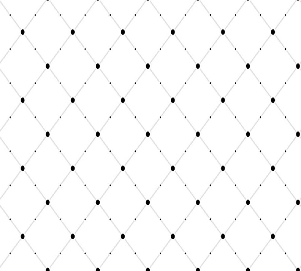 Revestimento Adesivo Contact Geométrico Losangos Pontilhado 10m