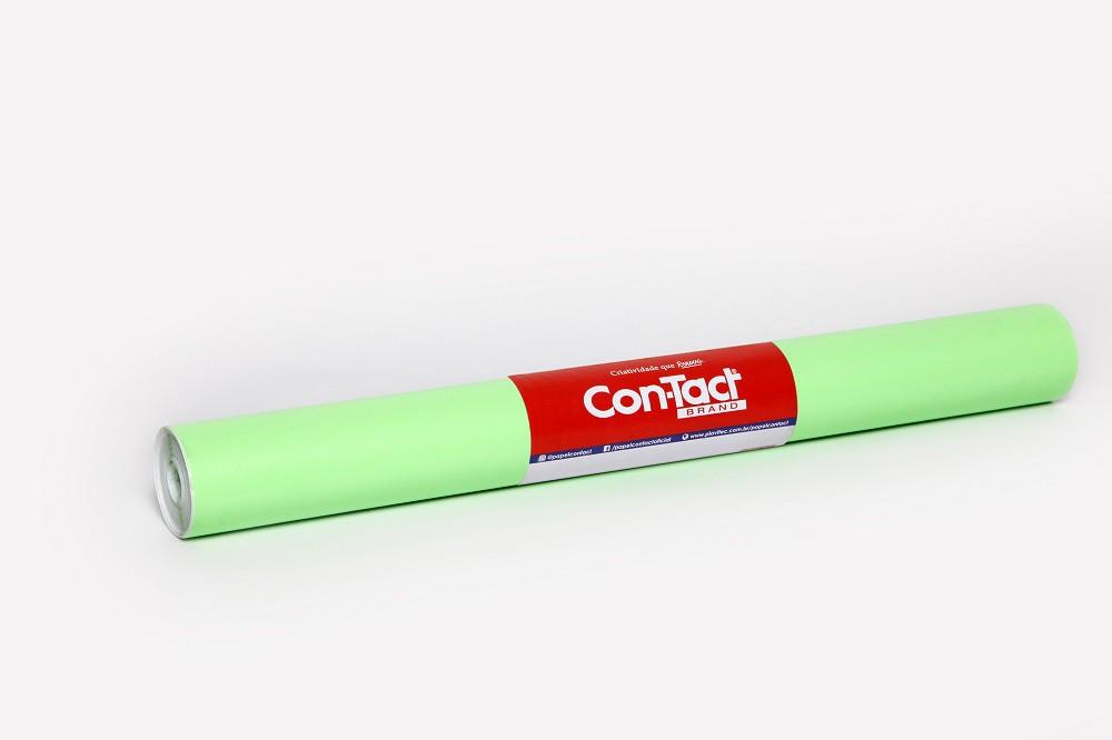 Revestimento Adesivo Contact Verde Neon 10m
