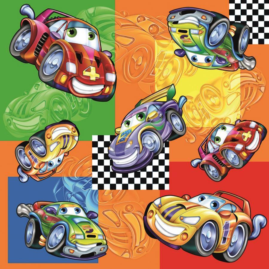 Revestimento Adesivo Infantil Carros