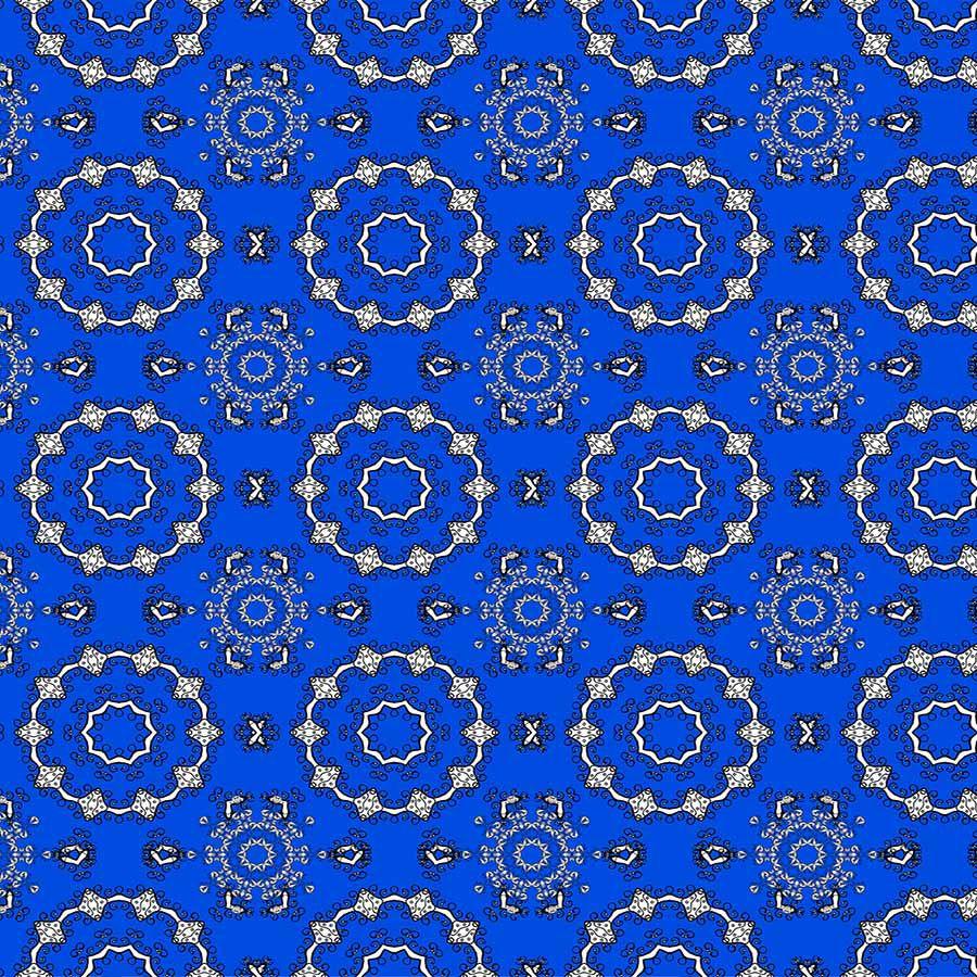 Tecido Adesivo Classique Azul