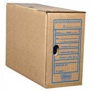 Arquivo Morto Papelão Ofício A4 340x133x240mm