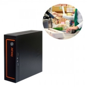 JETWAY - Tanca mini CPU J1800 4GB SSD 120GB 2SR - JC-220S