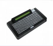 TECLADO PDV GERTEC TEC-E 65 TECLAS C/ DISPLAY - USB