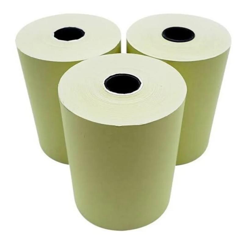 4 Rolos Bobina Térmica 57x30 P/ Impressora Térmica De 57mm