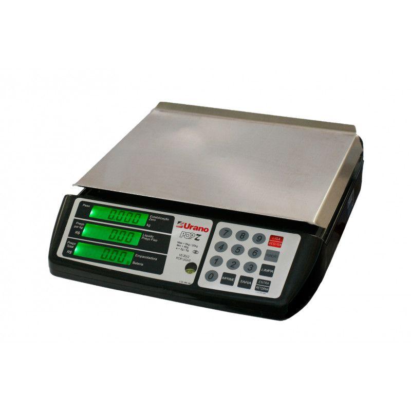 Balança Computadora Digital 20 KG Pop-z 20/2 - Urano