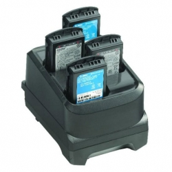 Carregador Bateria Zebra Coletor MC32/MC33 - 4 Posições
