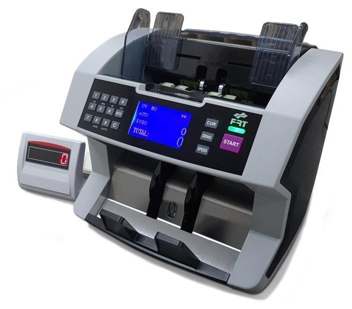 Contadora e Identificadora Cédulas Falsas HT08 F  PLUS 2021 - FRT