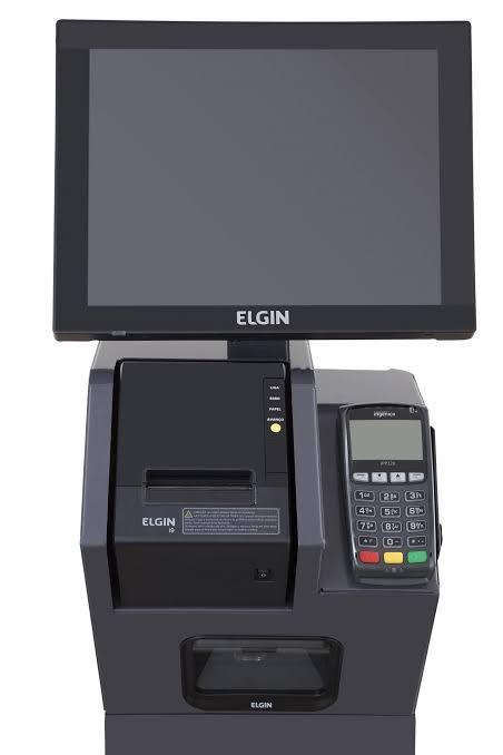 Elgin Self Checkout Lumiére