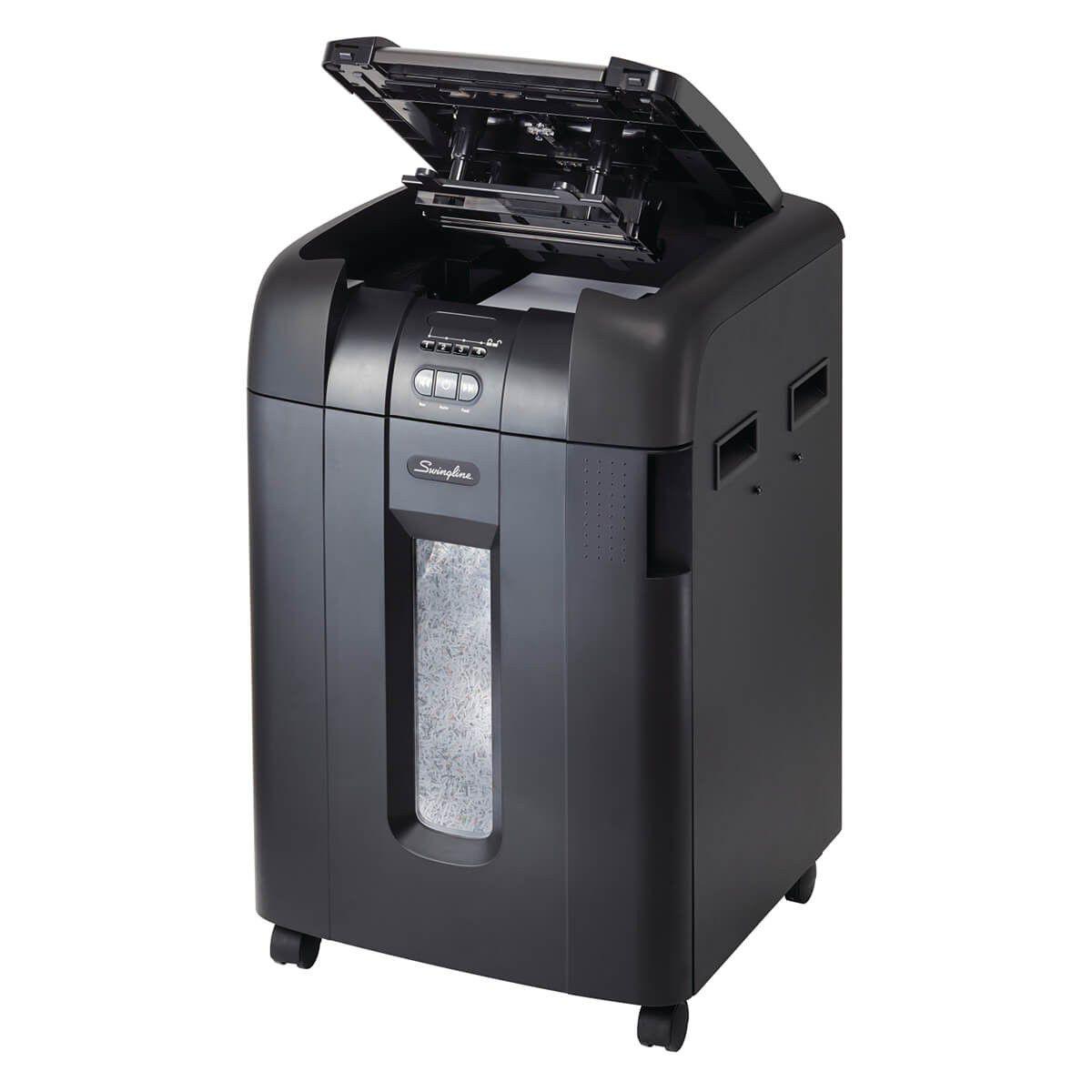 Fragmentadora 600 Folhas 127V Automática Supercorte em Partículas 600X - Tilibra