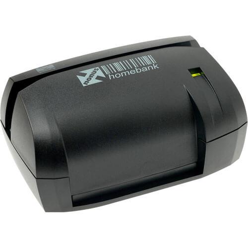 HomeBank Nonus - Leitor Manual de Boletos