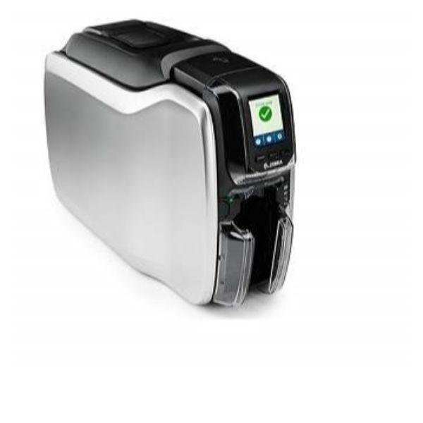 Impressora De Cartão Zebra ZC300 Uma Face - Ethernet