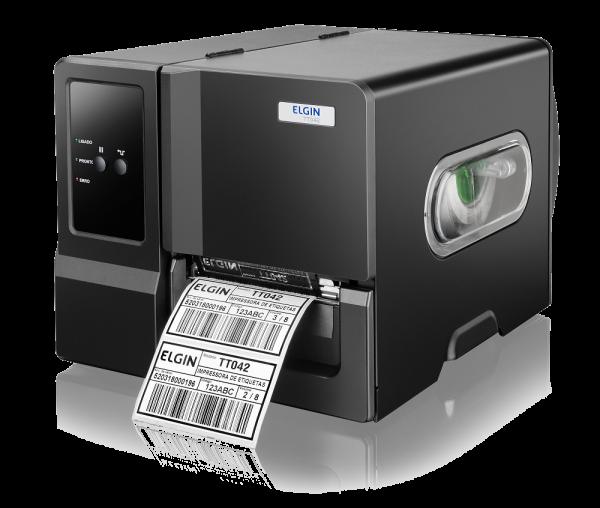 Impressora de etiquetas Industrial TT042 Elgin