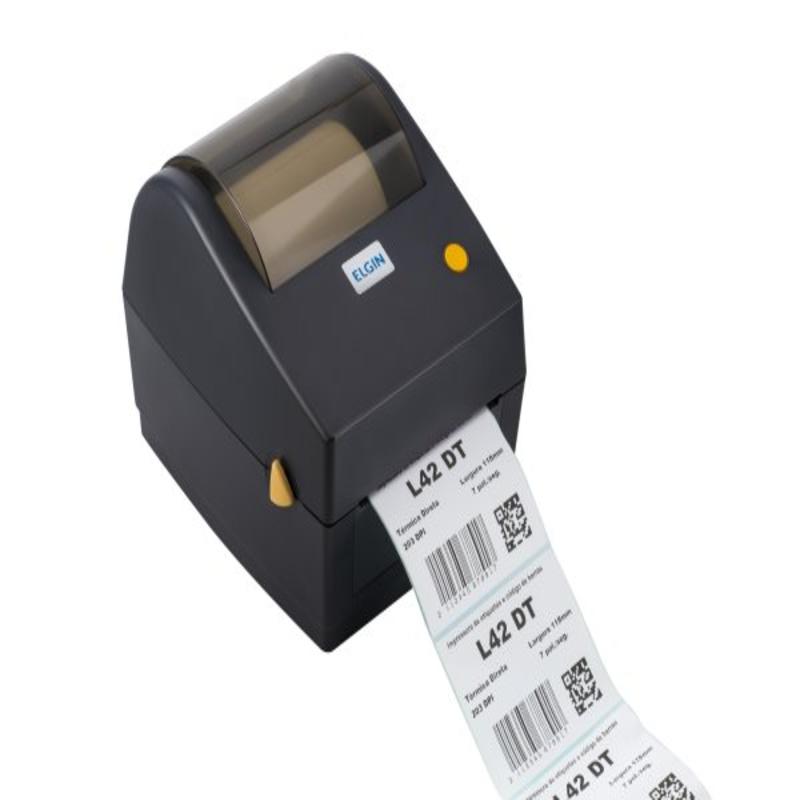 Impressora L42 DT Térmica Direta USB E Serial - Elgin