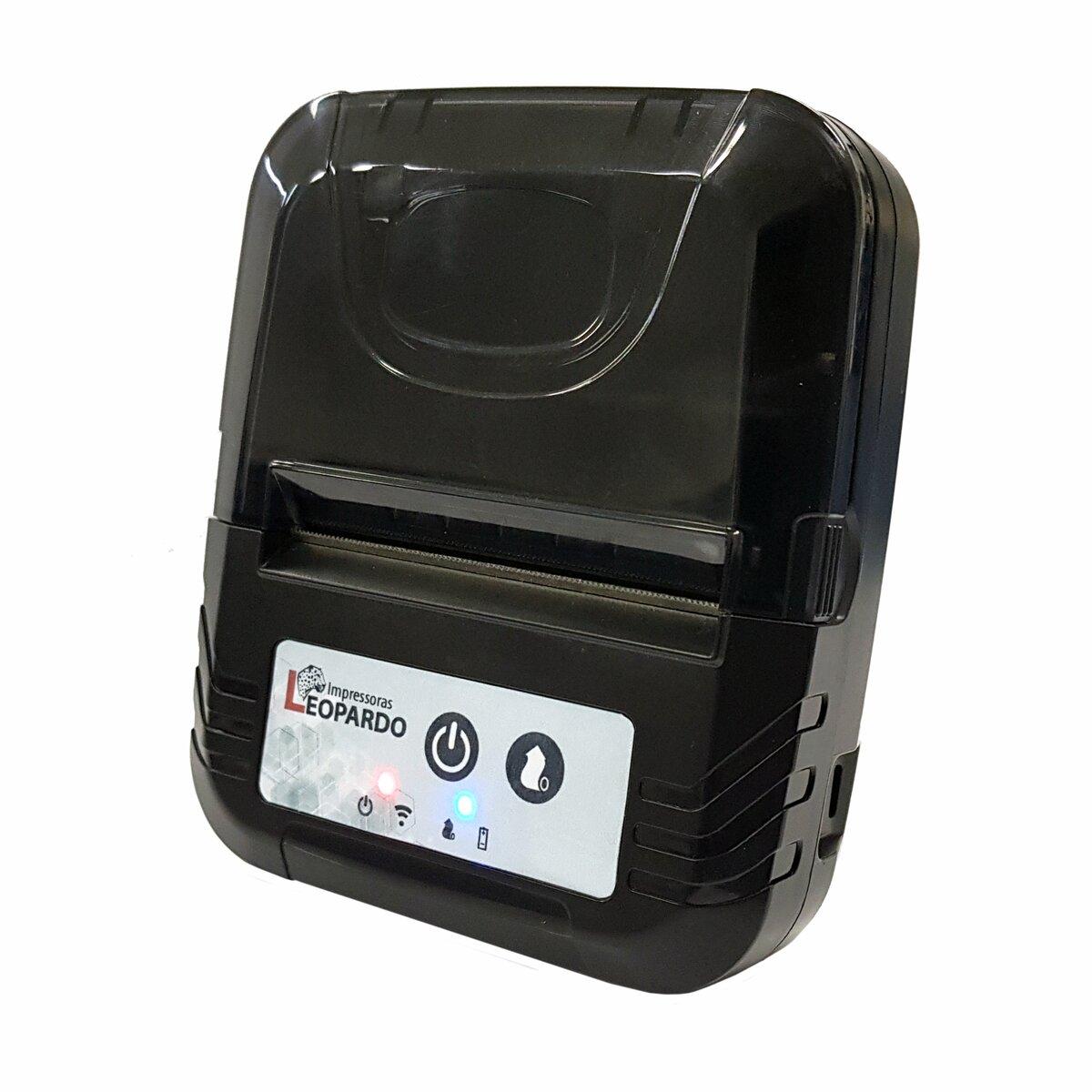 Impressora Térmica Portátil 80mm Leopardo X - InputService
