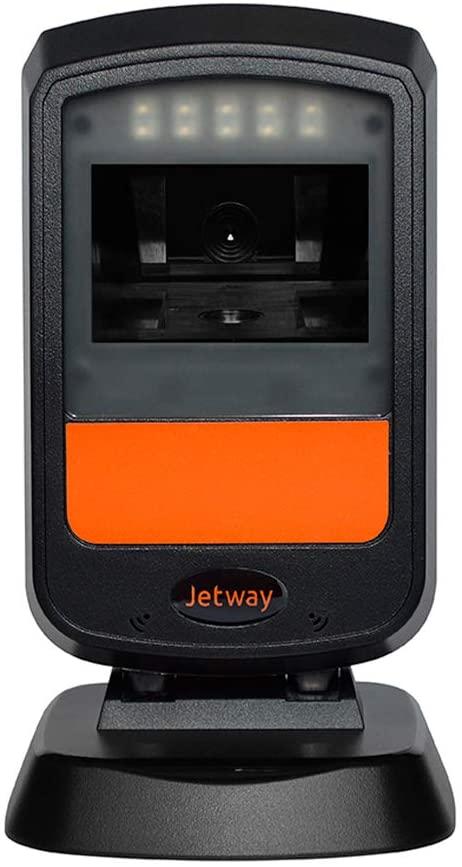 Leitor Código de Barras Fixo Tanca JETWAY JL-500 QRcode 2D USB